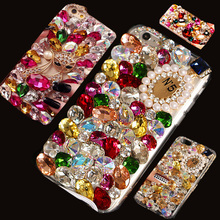 Buy 3D Luxury Bling Crystal Diamond Phone Case Sony Xperia E3 D2203 Girly Sparkle Jewelry Coque Fox Perfume Cover Pink Funda for $5.08 in AliExpress store