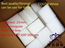 BIG SALE!Magic sponge Mr. Clean Eraser Sponge Cleaner melamine sponge.BOX PACK.Not regular sizes!!Good QUALITY!!(China (Mainland))