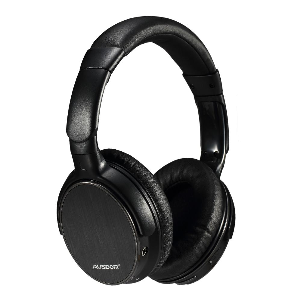 AUSDOM M06 Bluetooth headphone Wireless Headset Stereo Deep Bass Headphones Headband Handsfree Music Player for Phone Tablet(China (Mainland))