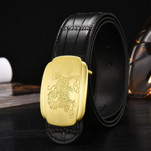 Buy Classic Designers Leather Belts High Mens Split Leather Belts Ceinture hommes Belts male Waistband Gold Buckle for $11.27 in AliExpress store