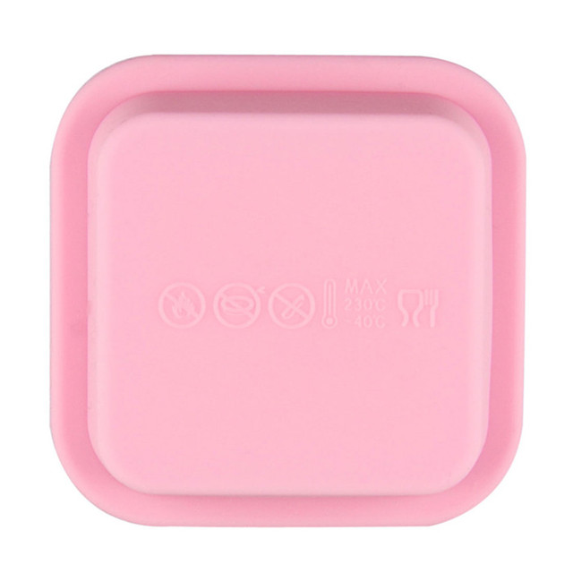 Square Silicone Cake / Soap Molds