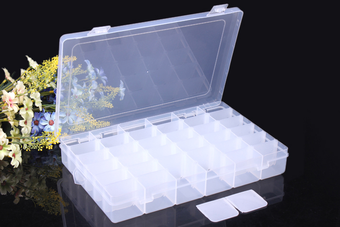 36 compartment storage box 2