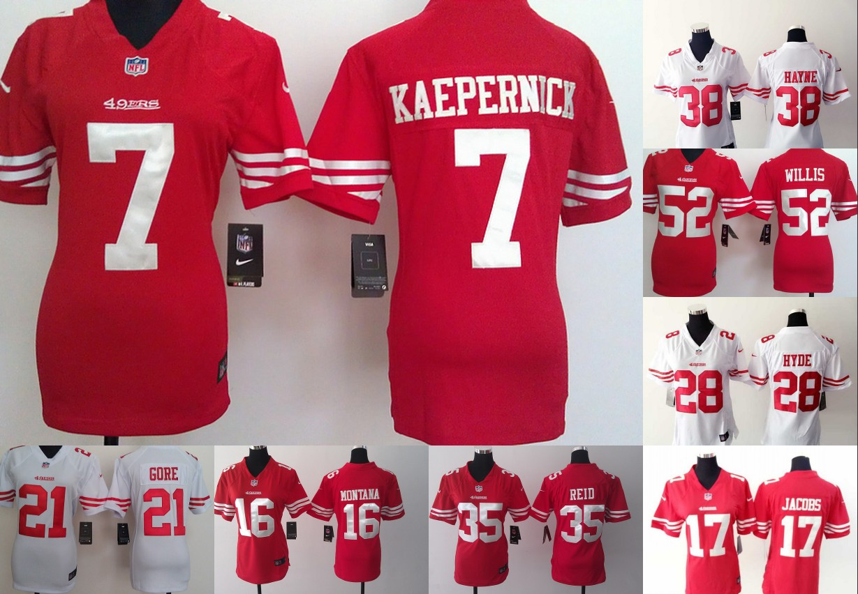 Nike jerseys for wholesale - Compare Prices on Womens Kaepernick Jersey- Online Shopping/Buy ...