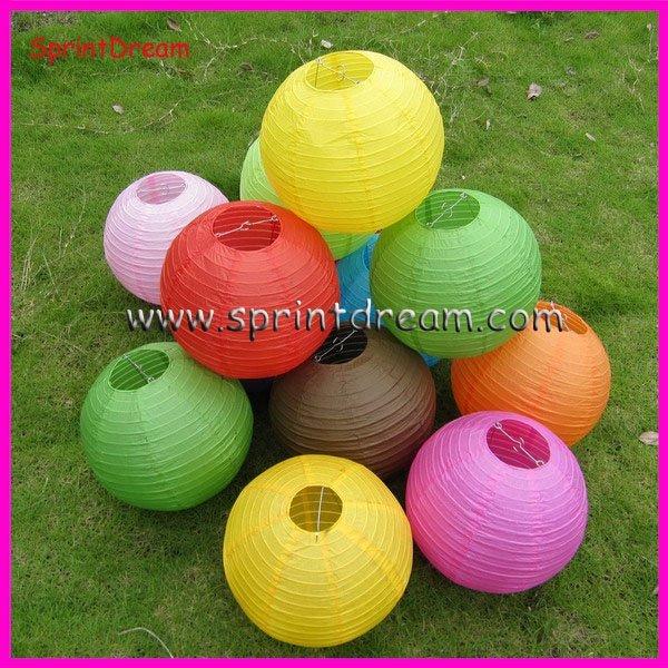 (10pcs/lot) 16''(40cm)Free shipping ! Chinese paper lantern, wedding lantern