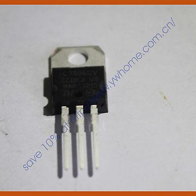 NEW 2 x  L7806  LM7806 7806 Voltage Regulator +6V 1.5A