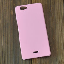 Rubber Hard Frosted Back Cover Skin Matte Case Wiko V5 gate way 7Colors Stock - China Shopping Plaza store