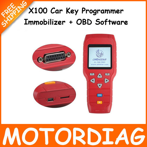 C Type X100 Pro Auto Key Programmer Car Immobilizer Keys Copy Machine Copier Programming Tool X 100 Code Scanner Automotive(China (Mainland))