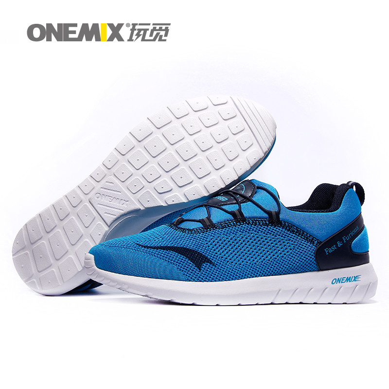 Free Ship Man Run Light Running Shoes For Men Breathable Athletic Trainers Black Zapatillas Sports Shoe Outdoor Walking Sneakers