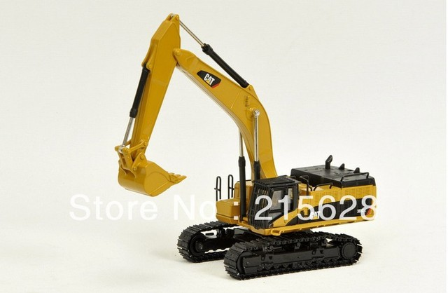 Freeshipping CAT 385C L Hydraulic Excavator mini diecast alloy engineering cars construction vehicle navvy model truck kids toys