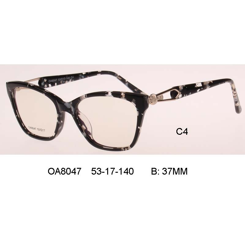 Wholesale Eyewear Accessories Men Eyes Vintage Glasses Frames Women Retro Optical Frame Eyeglasses Oculos de grau