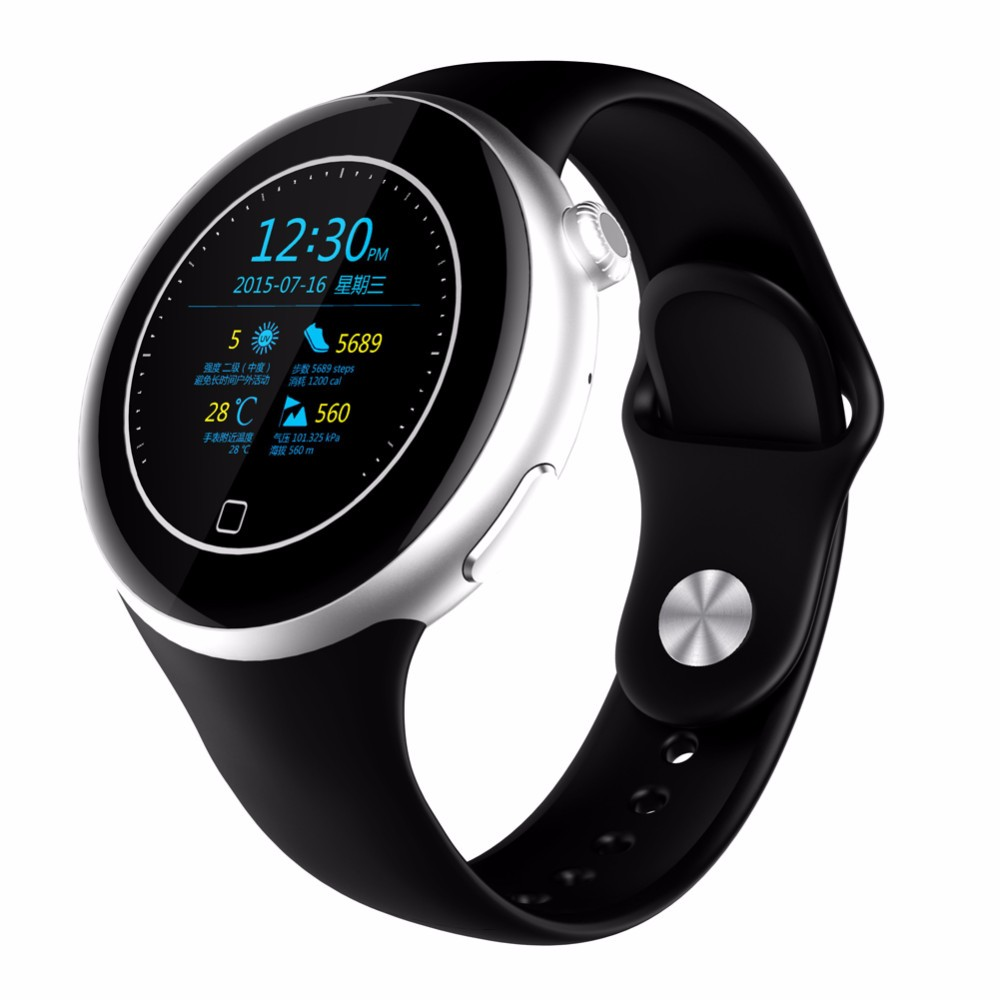 C5 Sports Smart Watch with SIM Waterproof WristWatch Heart Rate Monitor Pedometer for IOS Android Smartphone