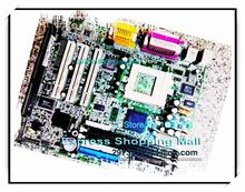 MS-6395 motherboard 810 mainboard full tested work perfect