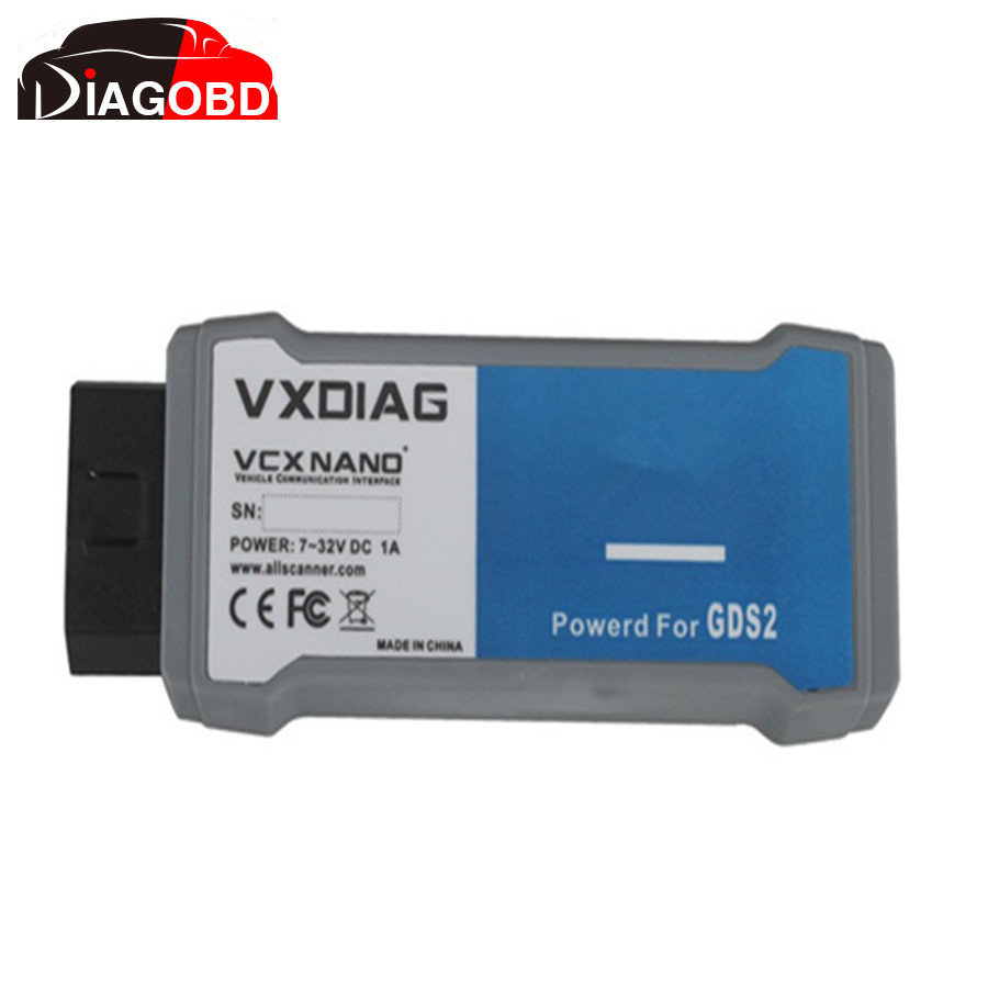 WIFI VXDIAG VCX NANO for GM/OPEL VXDIAG for GM/OPEL Support for GM Tech2Win and GDS2 WIFI Version Shipped From USA/UK(Hong Kong)