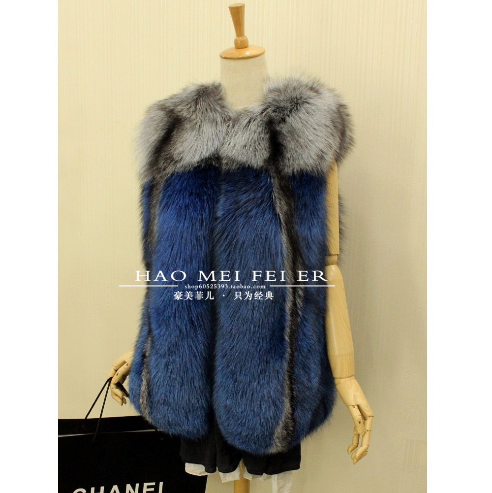 The new version of the whole piece of silver fox fur vest fox fur vest fox fur vest fox fur coatОдежда и ак�е��уары<br><br><br>Aliexpress