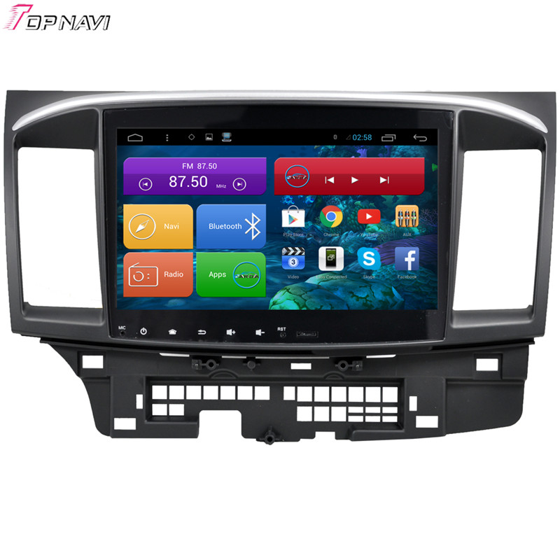 Quad Core Android 4.4 Car Stereo for Mitsubishi Lancer 2010 2011 2012 2013 2014 2015 With 16GB Flash Mirror Link Free Shipping<br><br>Aliexpress