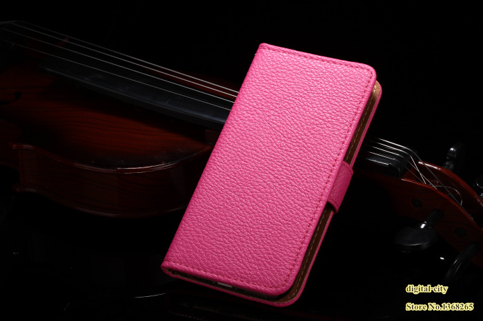 Luxury Phone Bag Soft Leather Case For iPhone 6 4.7 inch case Fashion Wallet Phone case With Card Holder For iphone 6 Cases Hot(China (Mainland))