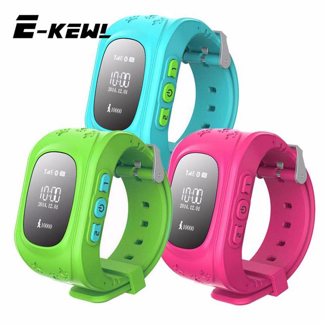 Q50 GPS Smart Kid Safe для смарт Наручные Часы SOS Вызова расположение Finder Locator ...