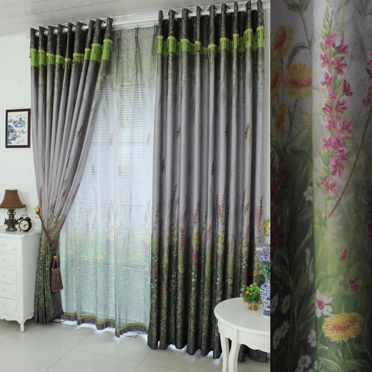 Online Kaufen Großhandel Schlafzimmer Vorhänge Grün Aus