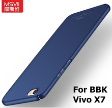 Buy Phone case Vivo X7 ultra-thin Luxury Back Cover Vivo X7 plus Anti knock phone Shell Luxury Brand Phone Cases for $4.99 in AliExpress store