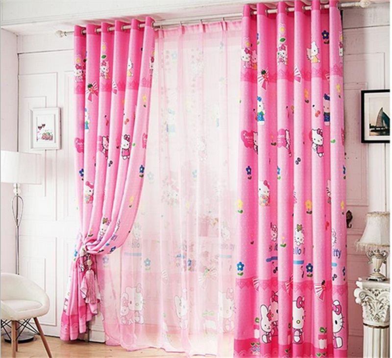 Popular Pink Bedroom Curtains Buy Cheap Pink Bedroom Curtains Lots