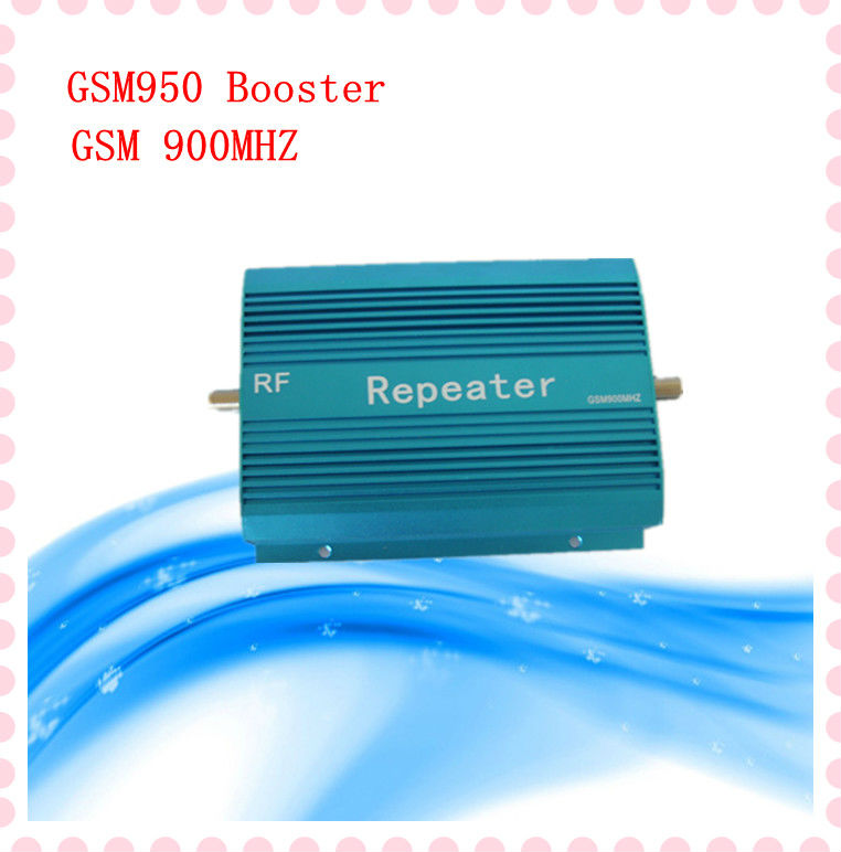 Signal amplifier for GSM 950MHz blue Booster Mobile Signal Repeater Cell Phone Signal Booster,outdoor(China (Mainland))
