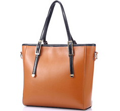 NO.1 New 2015 Genuine Leather Handbag Designer Luxury Women Leather Bags Fashion Famous Brand Handbag Women Messenger Bags HN10<br><br>Aliexpress