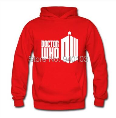 Fashion Sport Hoodies men Cotton sweatshirt 2014 autumn winter women hoody personality dalek doctor - Online Store 940103 store