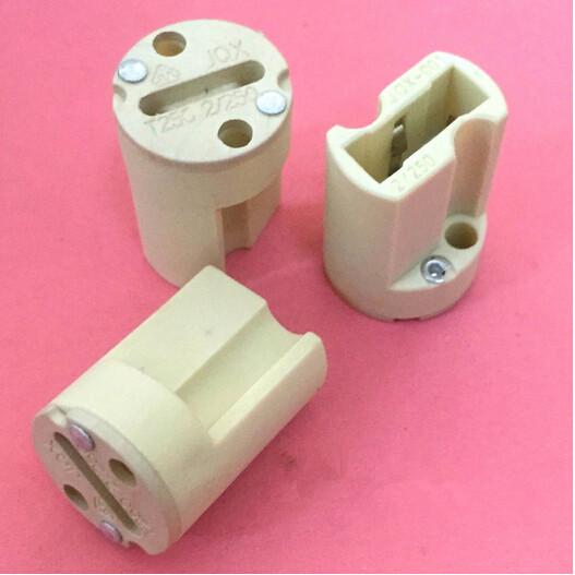 G9 Lampholders ceramics G9 Lamp holder High temperature connector Lampholder(China (Mainland))