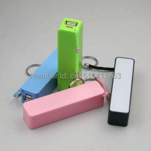 2600mAh External Portable Power Bank Easy Battery USB Charger Powerbank Mobile Power For iPhone samsung Mobile with Battery(China (Mainland))