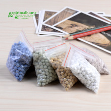 Upgraded planting negative ion ceramic carbon ball planting carbon breathable permeable balls 6color (6 bag a lot) Free Shipping(China (Mainland))