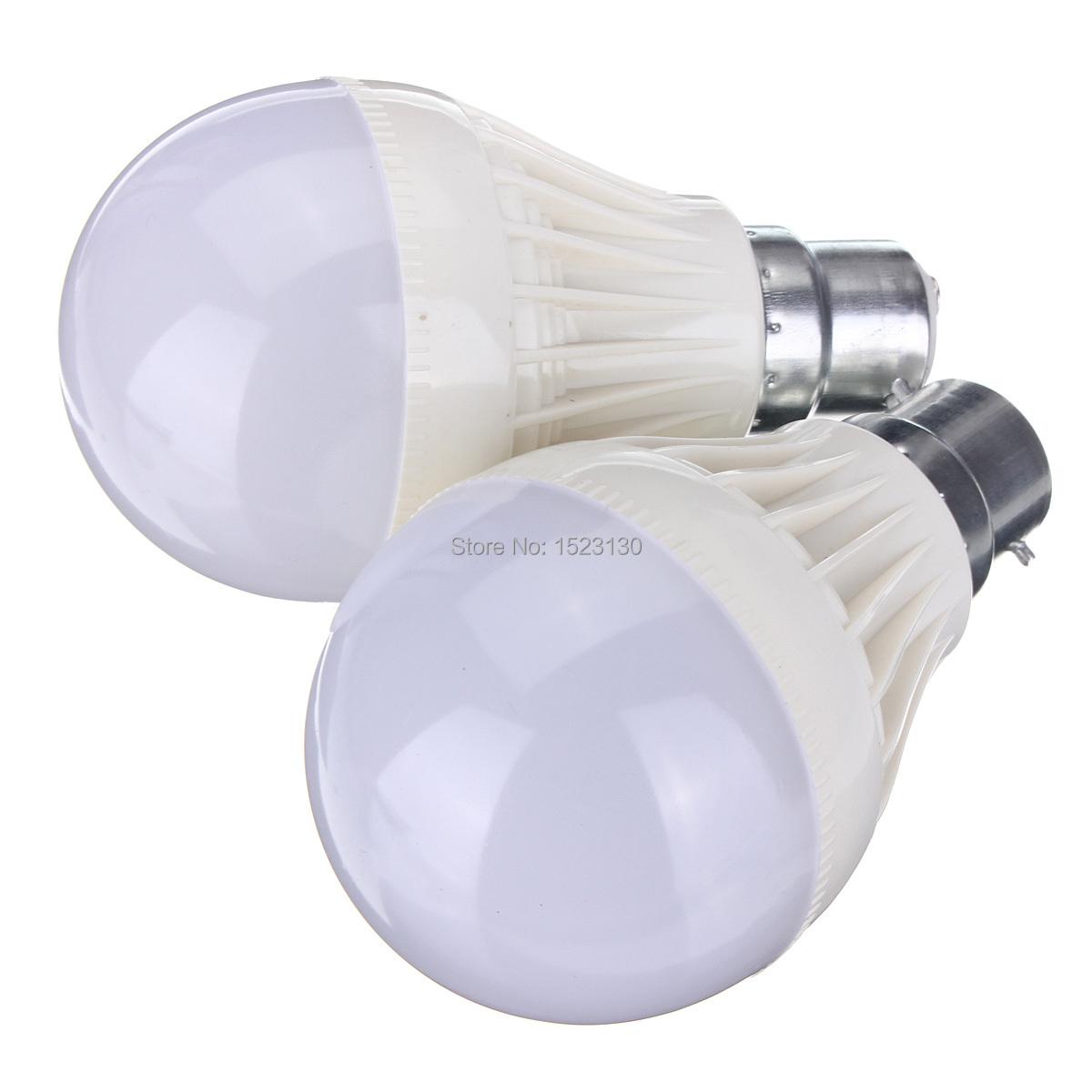 Brand New B22 5W 7W LED 2835 SMD Sound Voice Auto Sensor LED Light Bulb Home Hallway Corridor Lamp AC220-240V(China (Mainland))