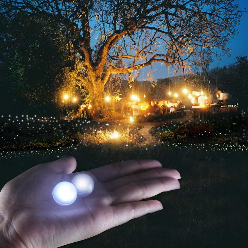 36pcs Decorative LED Fairy Lights Ball for Party Wedding Decoration Indoor Outdoor Garden Light(China (Mainland))