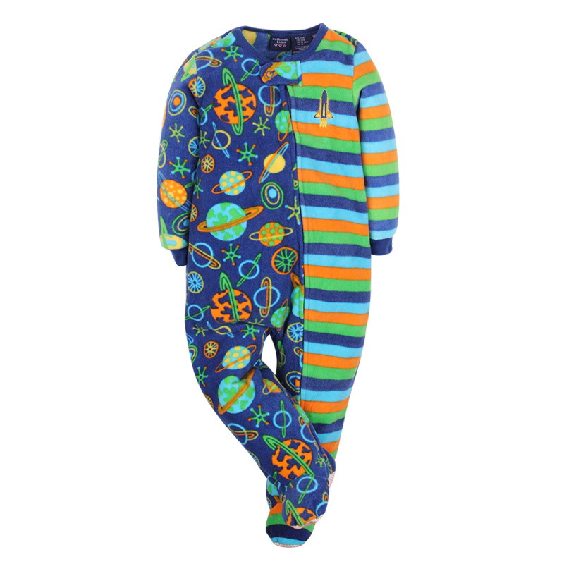 2015 New Baby Clothing Autumn Winter Many Styles Boys Sleepwear Baby Rompers Chlidren Pajamas Multi Style Hot Sale(China (Mainland))