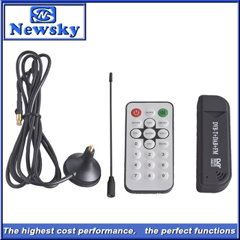 Hot Selling dvb-t digital receiver mpeg4 with FM&DAB&SDR digital tv tuner
