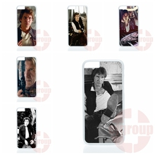 Cellphone Transparent art han solo star wars Lenovo A2010 S850 K3 K4 K5 Note Micromax Q355 Google Pixel XL - My-Div-Phone-Cases 2016 store