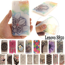Buy Luxury Lenovo S850 Phone Case Cover Soft Silicone TPU Transparent Cartoon 3D Back Cases Fundas Lenovo S850 S850T S850-T for $1.83 in AliExpress store