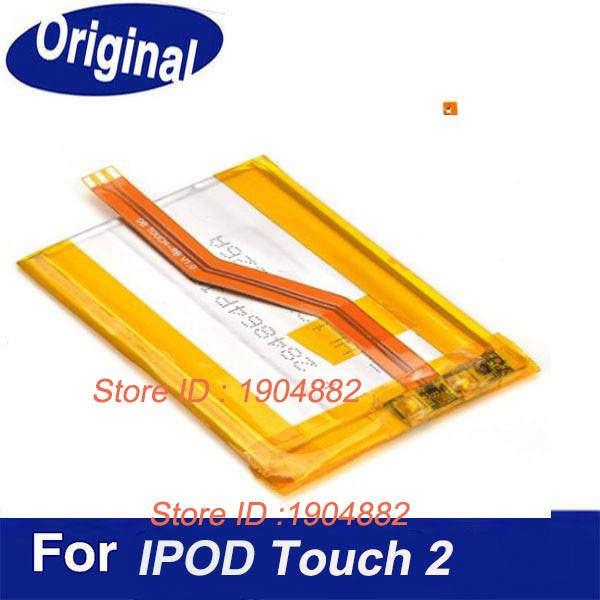 100pcs / Lot DHL Original Brand Replacement Battery For iPod Touch 2th 2 2g Generation IPOD Touch 2 /Touch Pro 2 800mAh li-ion(China (Mainland))