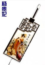 Blue and white porcelain bookmark beauty bookmark chinese style unique gift send the teacher students Boss family tourism(China (Mainland))