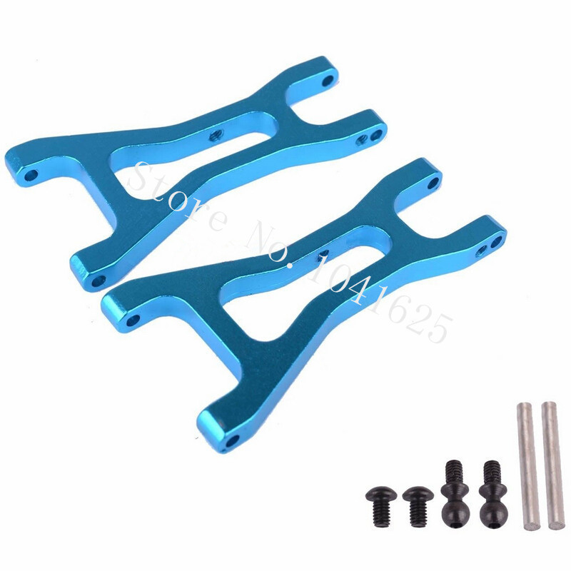 WLtoys A959-02 Upgrade Parts Rear Lower Suspension Arm For A959 A969 A979 RC 1/18 Model Car HSP 580020