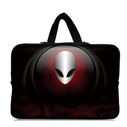 """Skull 13"""" 13.3"""" Laptop Ultrabook Bag Carry Case Sleeve For Acer Aspire S3 S5 S7(China (Mainland))"""
