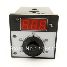 Digital Thermocontroller termorregulador temperatura del regulador del regulador con termopar k, salida de relé