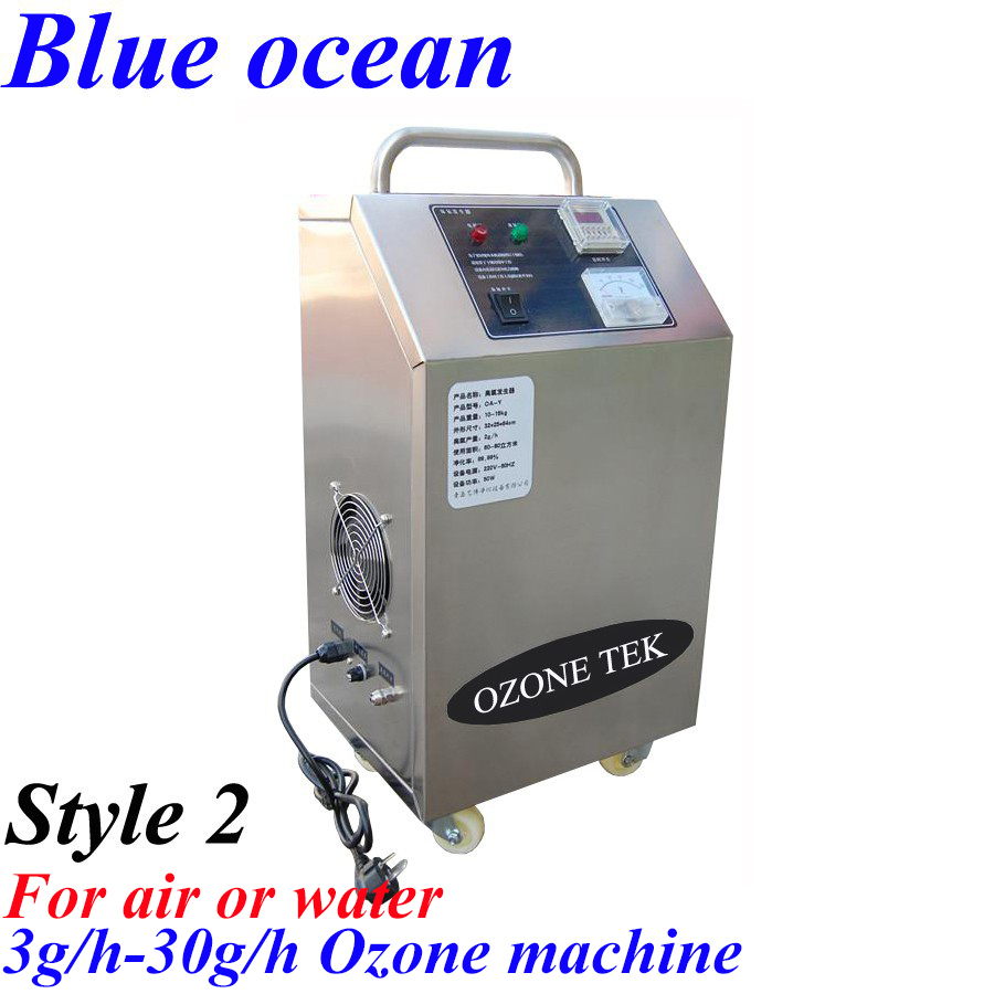 BO-11015AYT, HOT Swimming pool ozone water disinfection machine for water AIR treatment(China (Mainland))