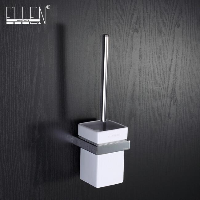 Achetez en gros carr support de brosse de toilette en for Brosse toilette murale