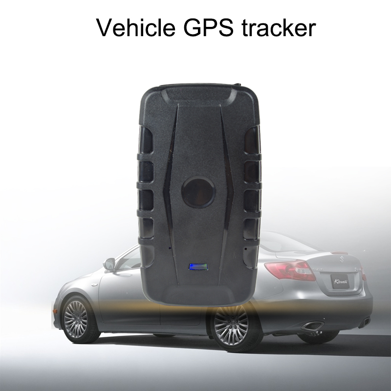 LK330 GPS Tracker For Car Vehicle With Un-Chargeable 16000mAh Battery By Cell Phone And Free Web Platform Super Save Power Model(China (Mainland))