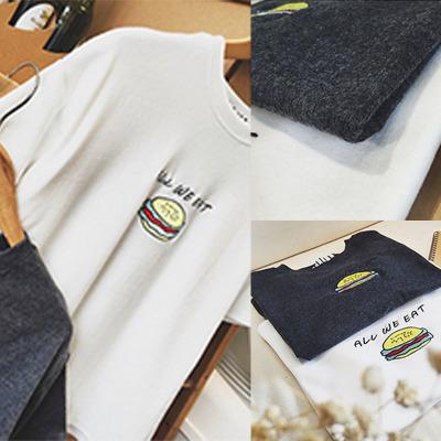 Custom Shirts embroidery T44522570789 Free Shipping(China (Mainland))