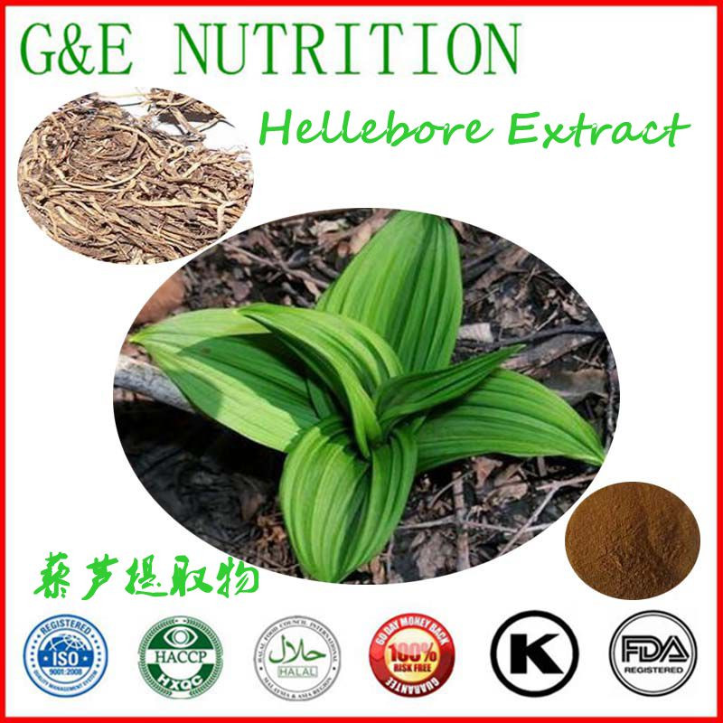 100% pure natural Hellebore Extract Powder 500g<br><br>Aliexpress