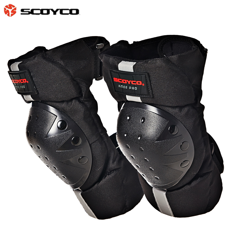 Free shipping 2015 Newest scoyco  winter thermal kneepad motorcycle short kneepad flanchard windproof warm <br><br>Aliexpress