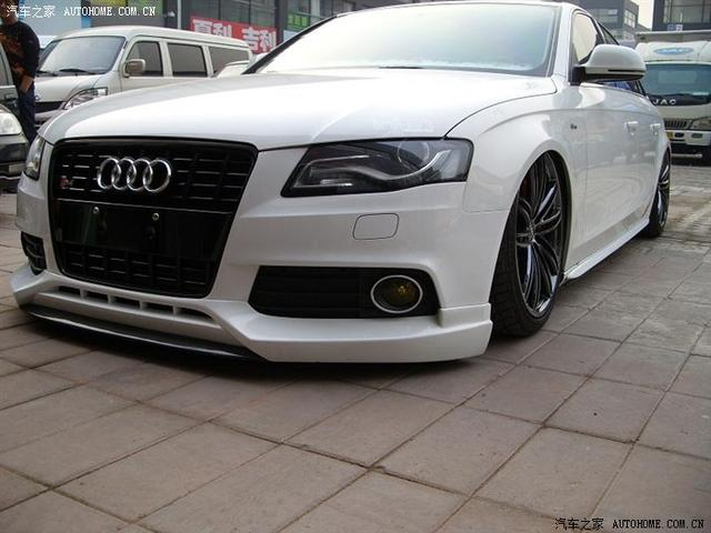 A4 B8 Black ABS Front Middle Grille Grids Not Camera Hole For Audi A4 B8 2009-2012 S4 Logo<br><br>Aliexpress