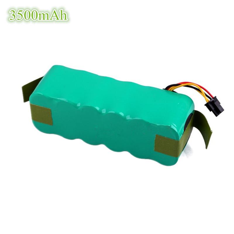 14.4V 3500mAh NI-MH Replacement Panda X500 Battery Pack for Ecovacs Deebot Dibea X500 CR120 X580 Robotic Vacuum Cleaner(China (Mainland))