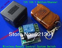 12 В 10A 1 канала электрическое управление блокировкой сигнала кодирования беспроводной пульт дистанционного рф 315 мГц авто ворота / ду / окно